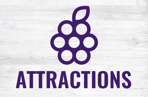 Attractions Icon at Knott's Boysenberry Food Festival