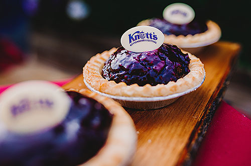 Build-Your-Own Boysenberry Pies