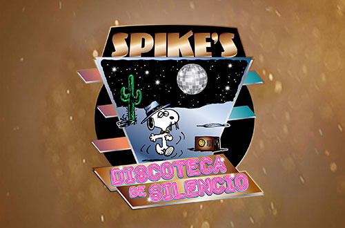 Spike's Discoteca de Silencio At Knott's Peanuts Celebration