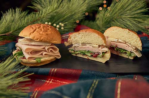 Holiday Sandwich