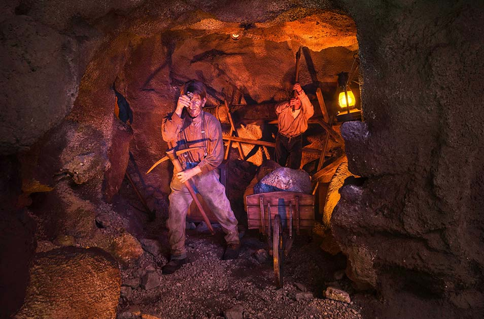 Calico Mine Ride - Preserving a Classic