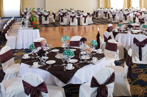 Wedding Ceremony & Reception Venue