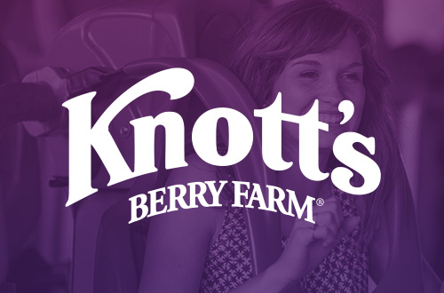 Knott's Berry Farm Daily Tickets