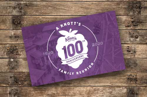 Knott's Berry Farm Season Passes