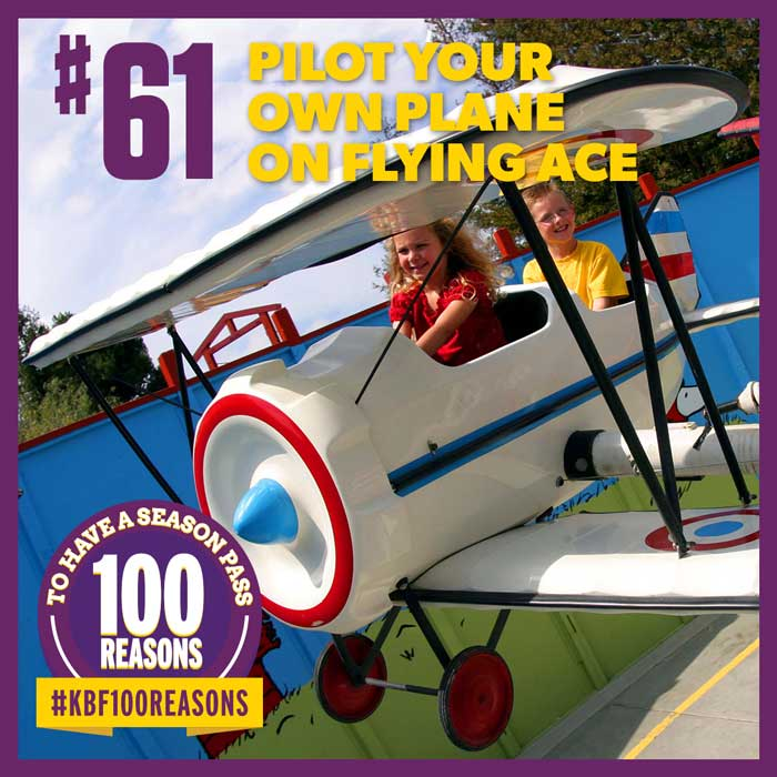 Pilot your own plane on Flying Ace.