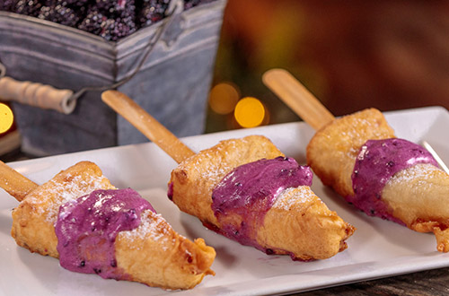 Knott's Boysenberry Festival - Sweets
