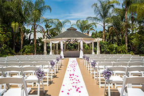 Wedding Venues at Knott's Berry Farm Hotel
