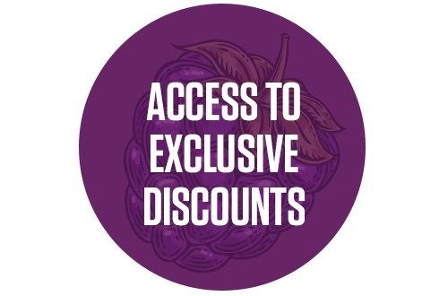 Access to Exclusive Discounts