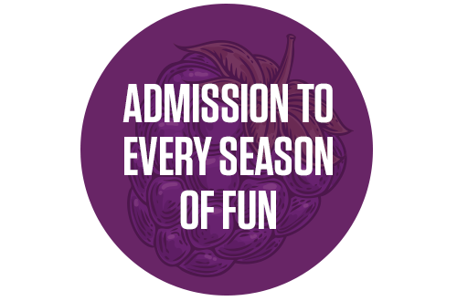 Admission to Every Season of Fun