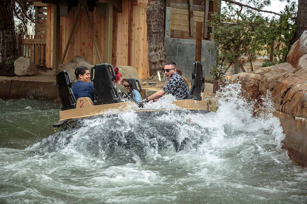 Calico River Rapids