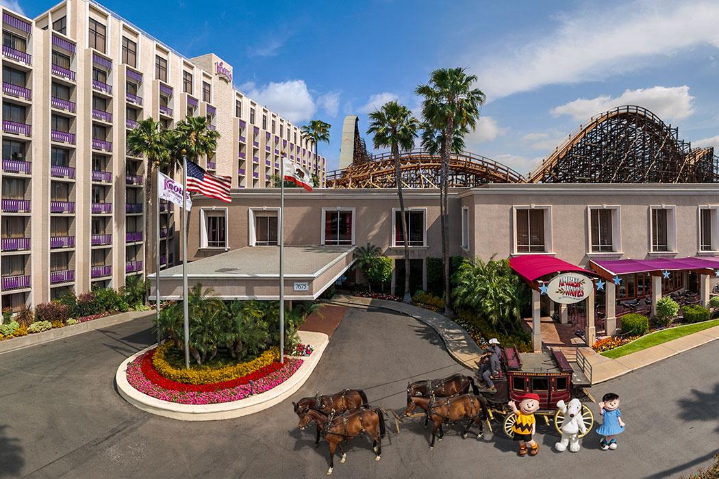 Knott S Berry Farm Hotel Vacation Packages Knott S Berry Farm