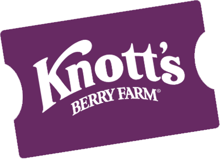 Find the best deals on amusement park tickets to Knott's Berry Farm. Buy tickets online and save on daily admission to the park!