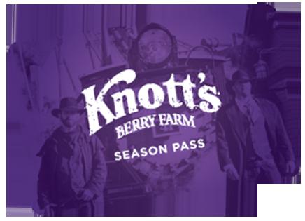 California's Best Theme Park and Amut Park | Knott's Berry Farm on