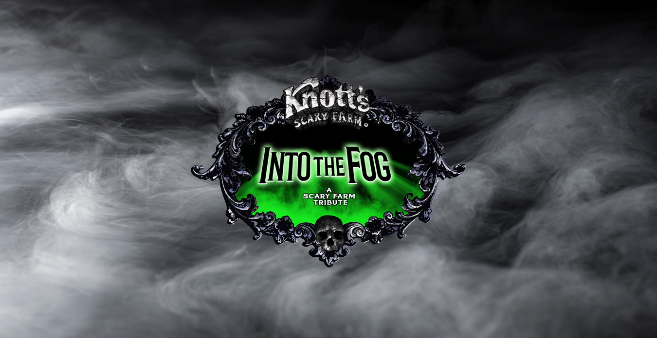 Into the Fog: A Scary Farm Tribute Art Show at Knott's Scary Farm