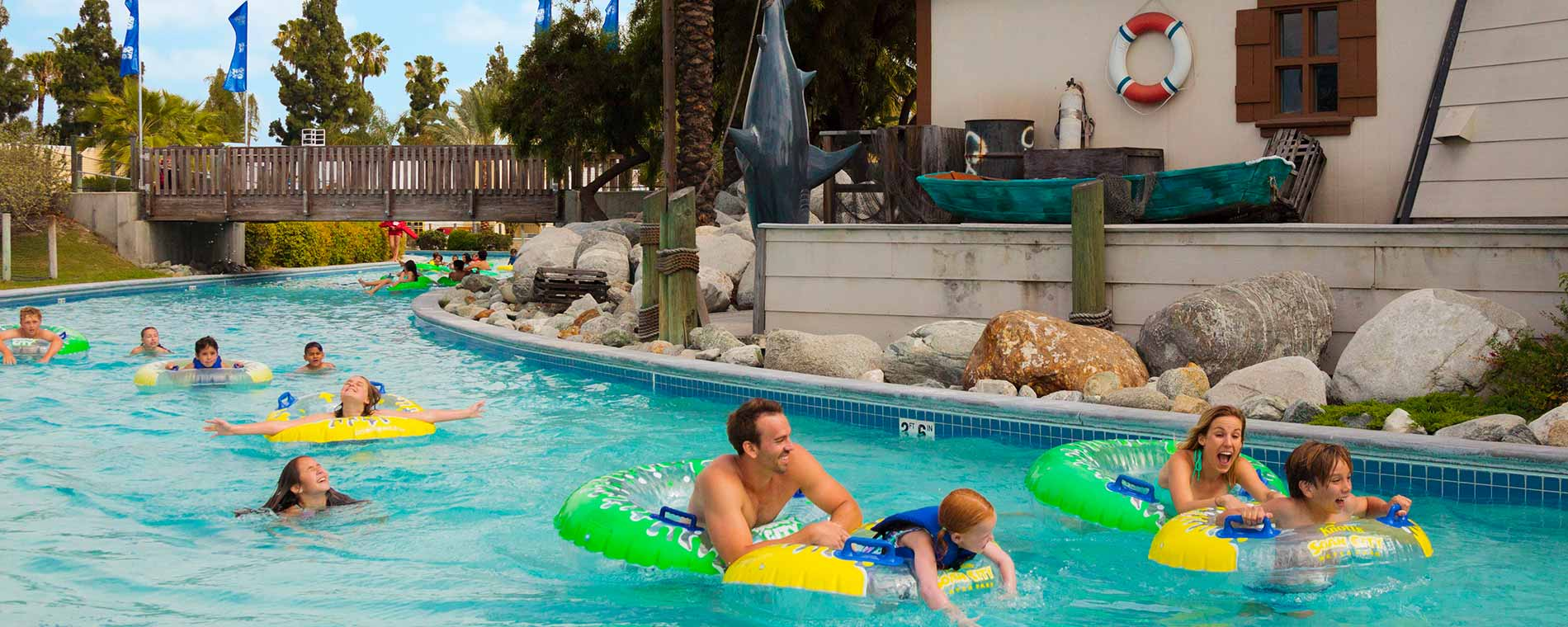 Extreme Water Slides & Attractions at Knott's Soak City