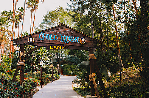 Gold Rush Camp Corporate Event Venue & Meeting Space