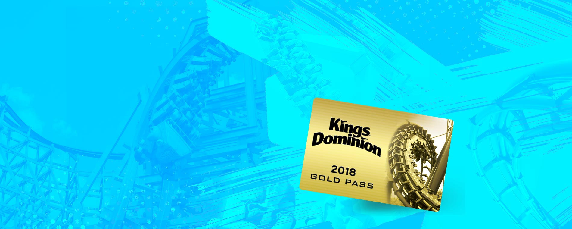 Kings Island Gold Season Pass