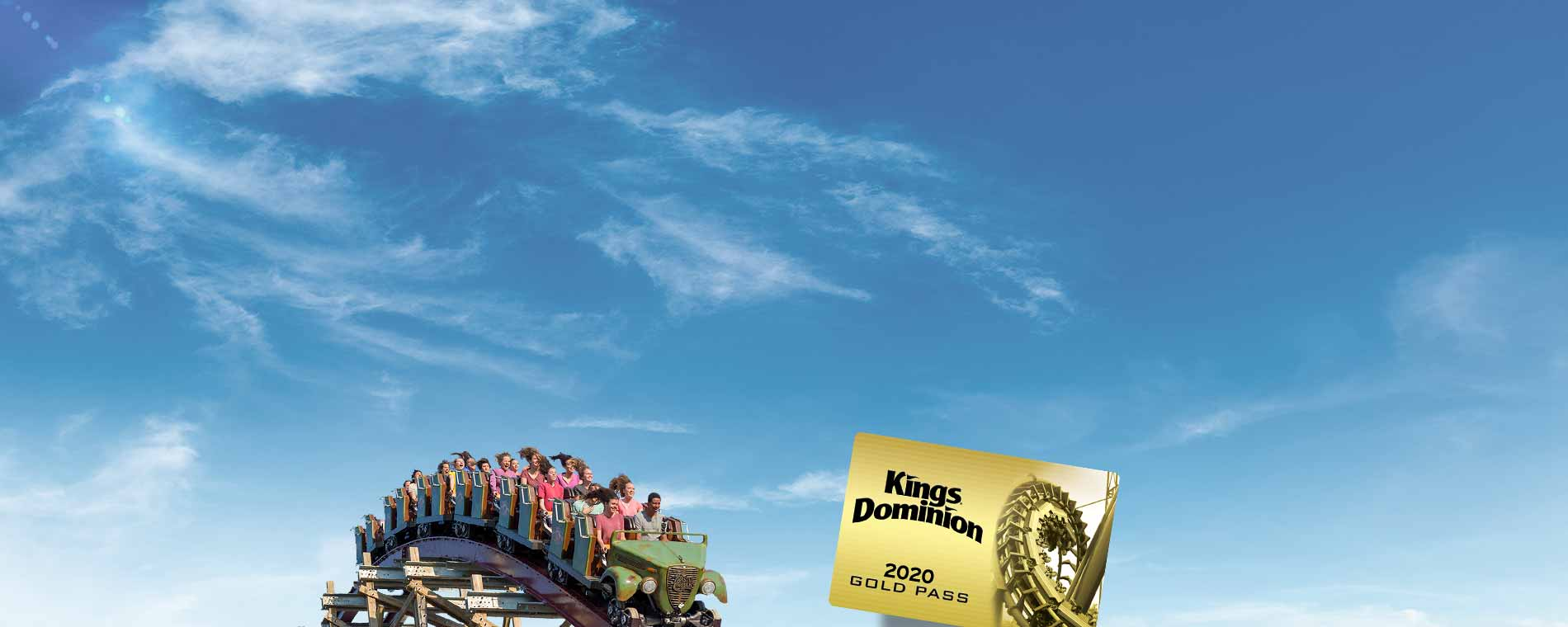 Kings Dominion Season Passes