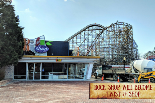 february construction update big changes coming to candy apple