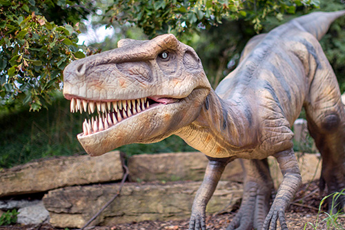 Dinosaurs Alive Update Kings Dominion