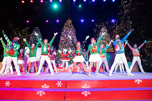 7 Tips for your WinterFest Visit - Kings Dominion