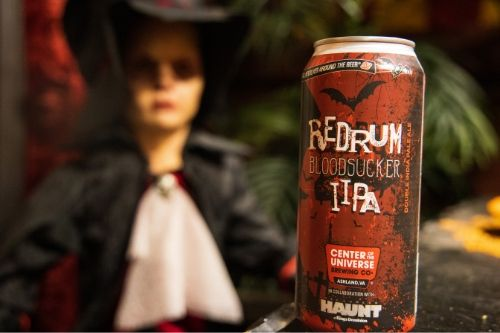 COTU Specially made IIPA For Kings Dominion's Halloween Haunt