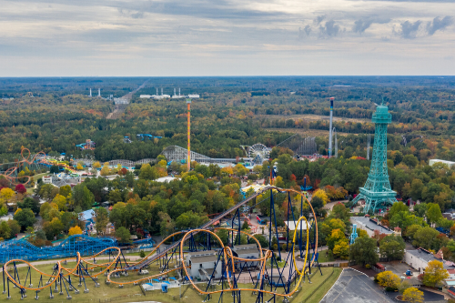 Kings Dominion Amusement Park is Hiring for 2020