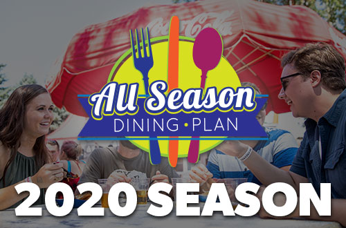Kings Dominion All Season Dining