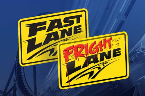 Kings Island Fast Lane