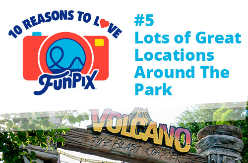 Lots of Great Locations Around the Park