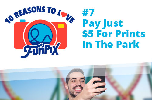 Pay Just $5 for Prints in the Park