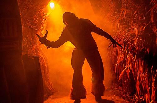 Calendar & Hours | Halloween Haunt | Kings Dominion