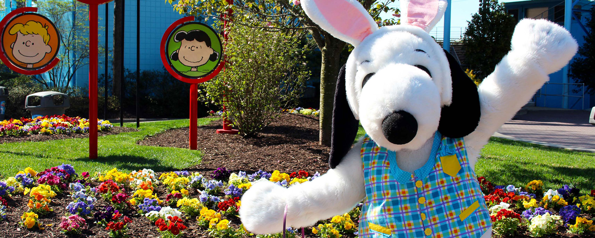 Kings Dominion's Easter Eggstravaganza