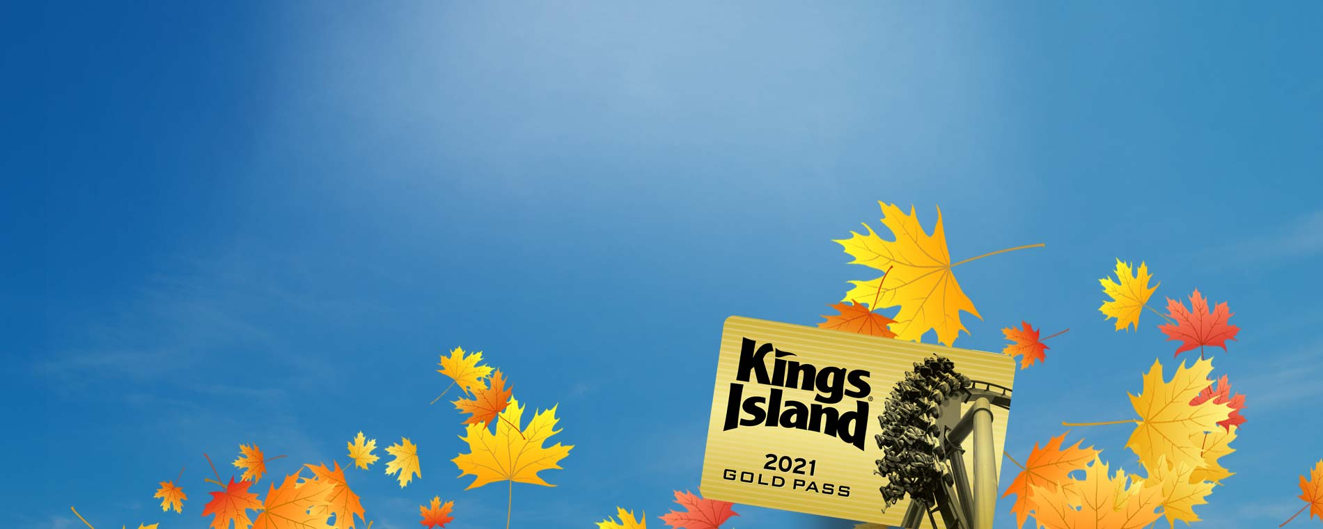 Kings Island Gold Passes