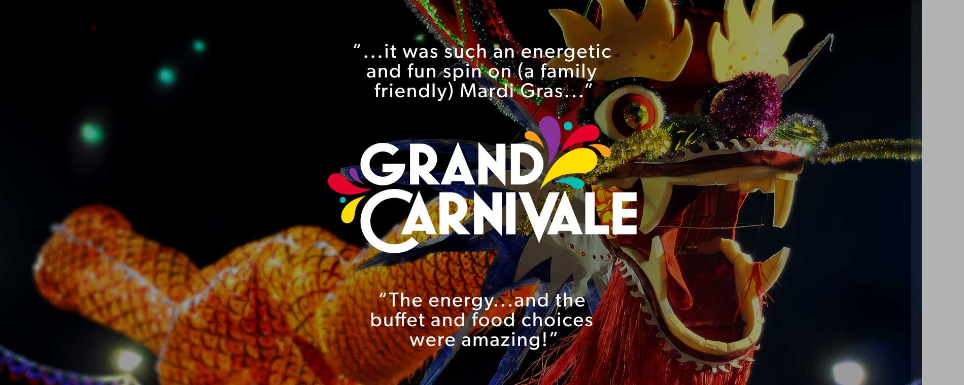 Grand Carnivale at Kings Island