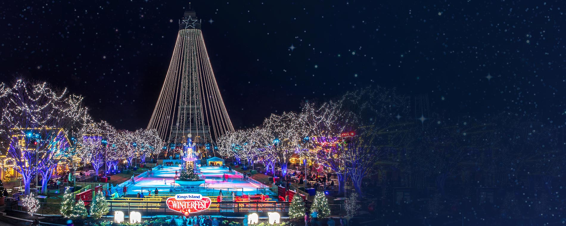 WinterFest Tickets at Kings Island's Holiday Event