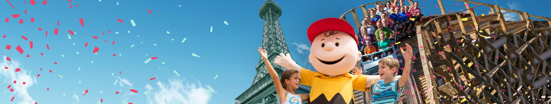 Exclusive PEANUTS Party for Gold & Platinum Passholders