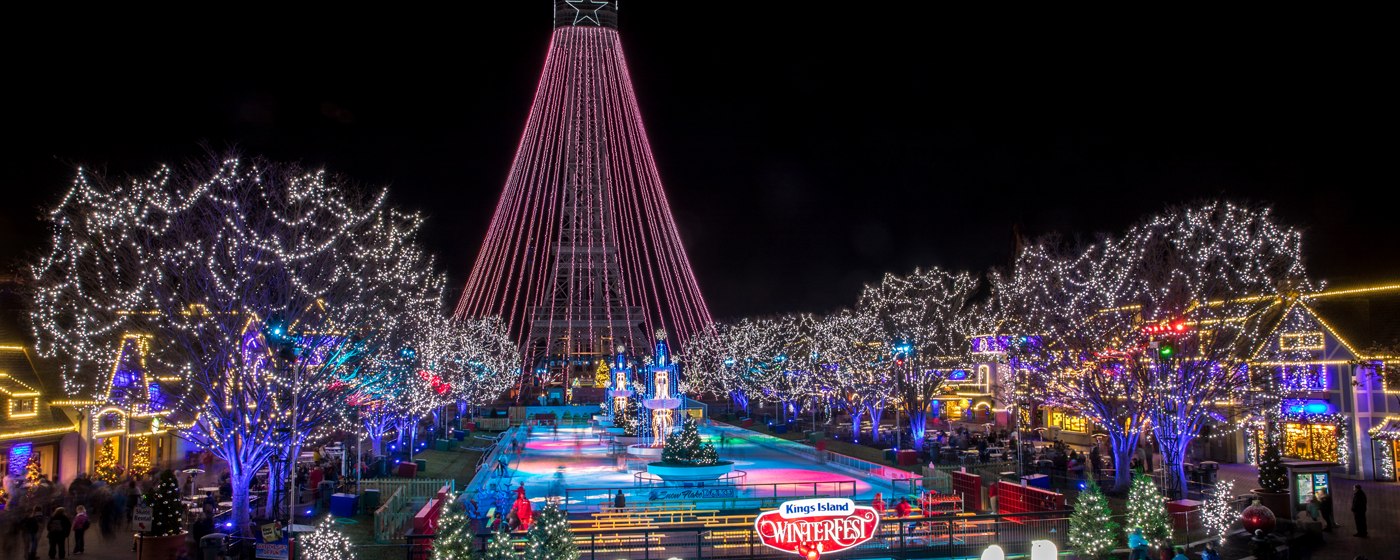 the holidays will be here before you know it so its time to start thinking about winterfest at kings island its called christmas in - Why Is It Called Christmas