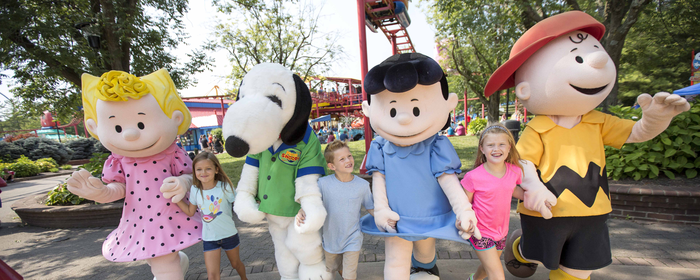 be9c1759bb610a Kings Island will kick off June with the addition of the all-new PEANUTS  Celebration