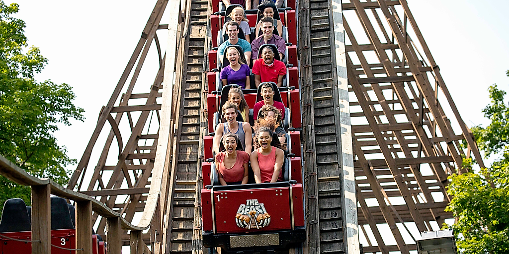 10 Cant Miss Thrill Rides At Kings Island Kings Island