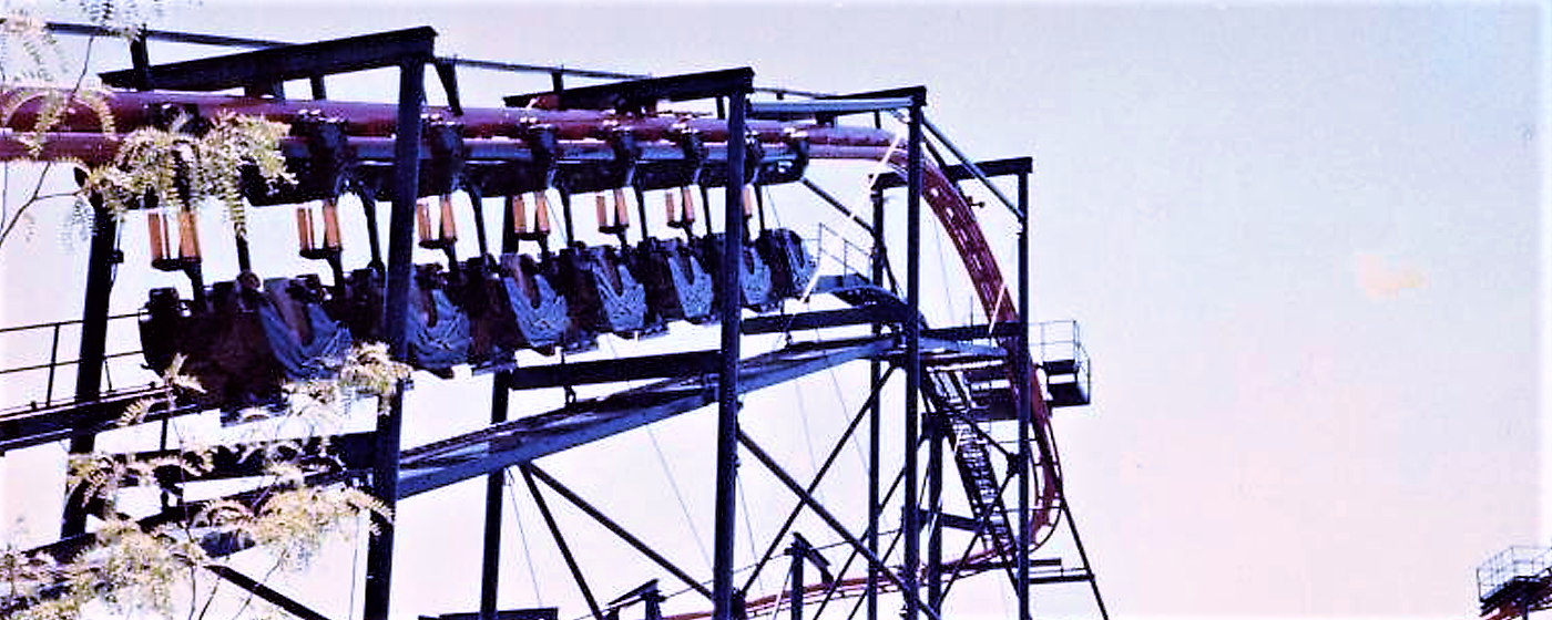 Throughout Its 45 Year History Kings Island Has Become Known For Developing Groundbreaking Rides Roller Coasters And Experiences