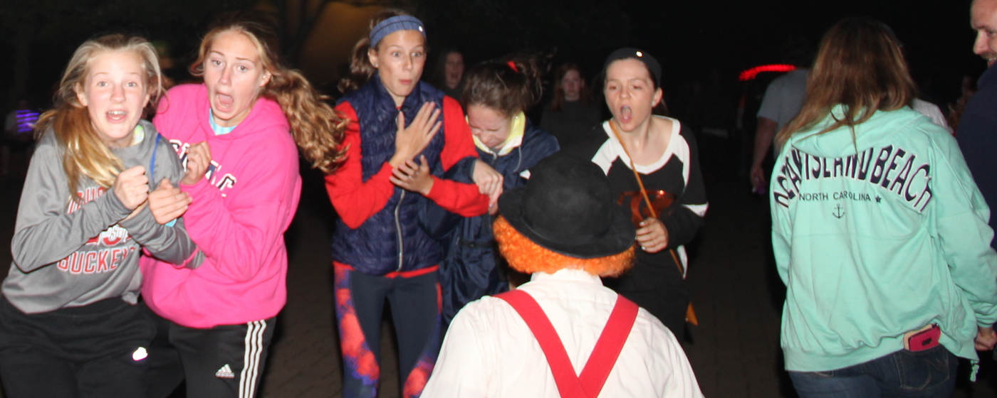 5 reasons why you must experience Halloween Haunt - Kings Island