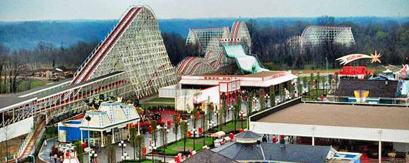 Kings Island Water Park Closed