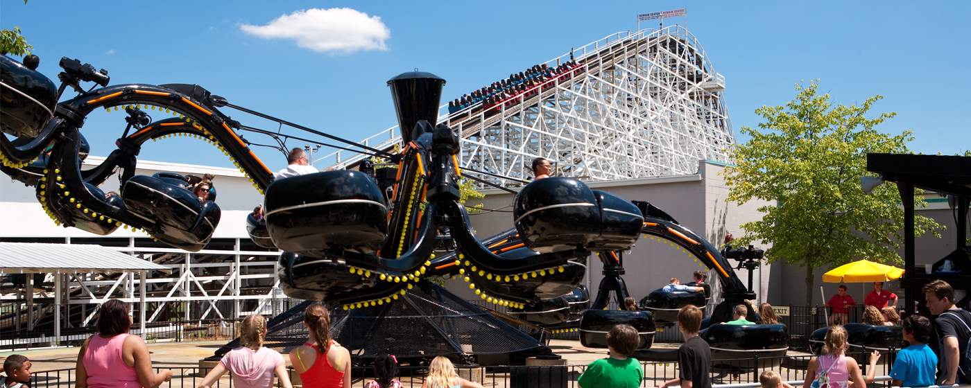 11 original Kings Island rides that are still around today - Kings ...