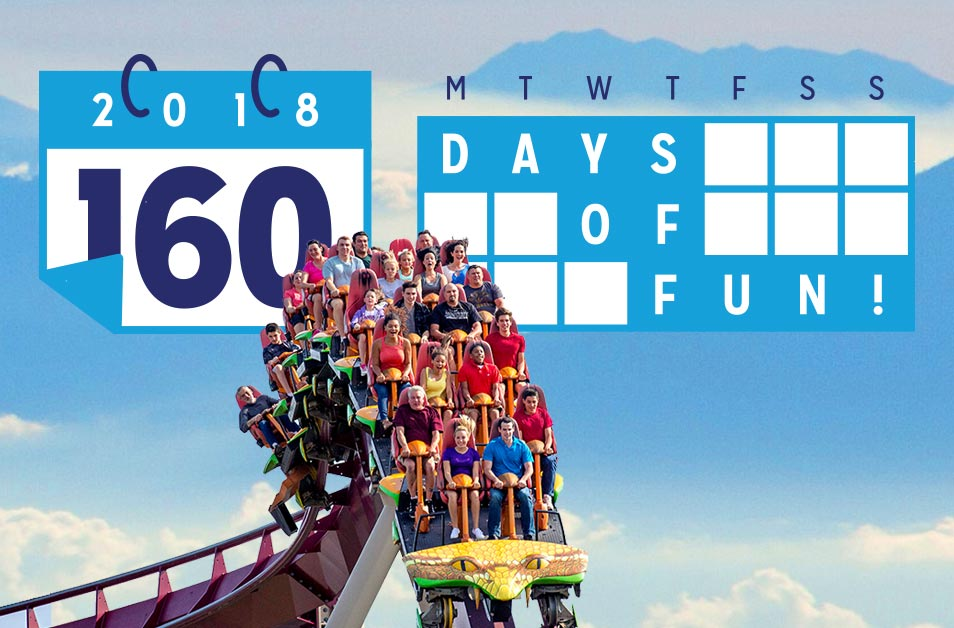 160 Days of Fun