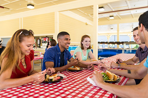 Kings Island Education Days All Day Dining