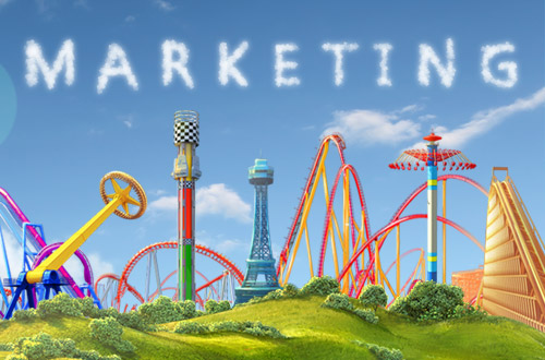 Kings Island Marketing Day