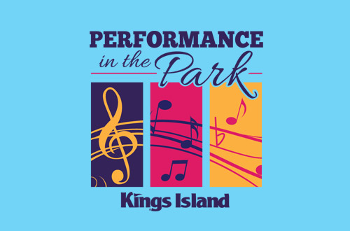 Performance in the Park at Kings Island