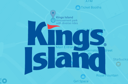 Kings Island Directions