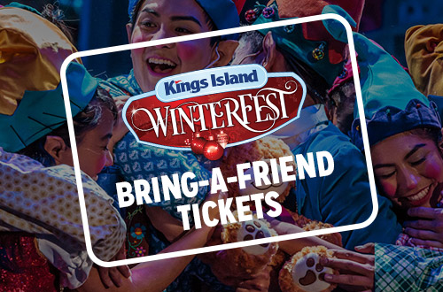 WinterFest Sunday Bring-A-Friend Tickets